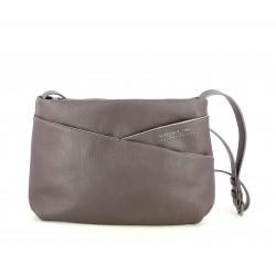 bolsos Slang Barcelona bolso pequeño burdeos con asa y bolsillos imantados - Querol online