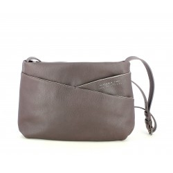 Complementos Slang Barcelona bolso pequeño burdeos con asa y bolsillos imantados - Querol online