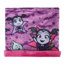Complementos Cerda cuello polar lila de vampirina - Querol online
