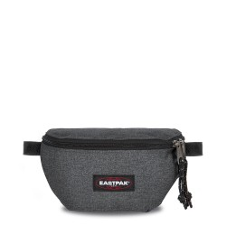 Complements Eastpak ronyonera gris fosc compartiment frontal