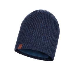Complements BUFF barret blau amb folre polar interior