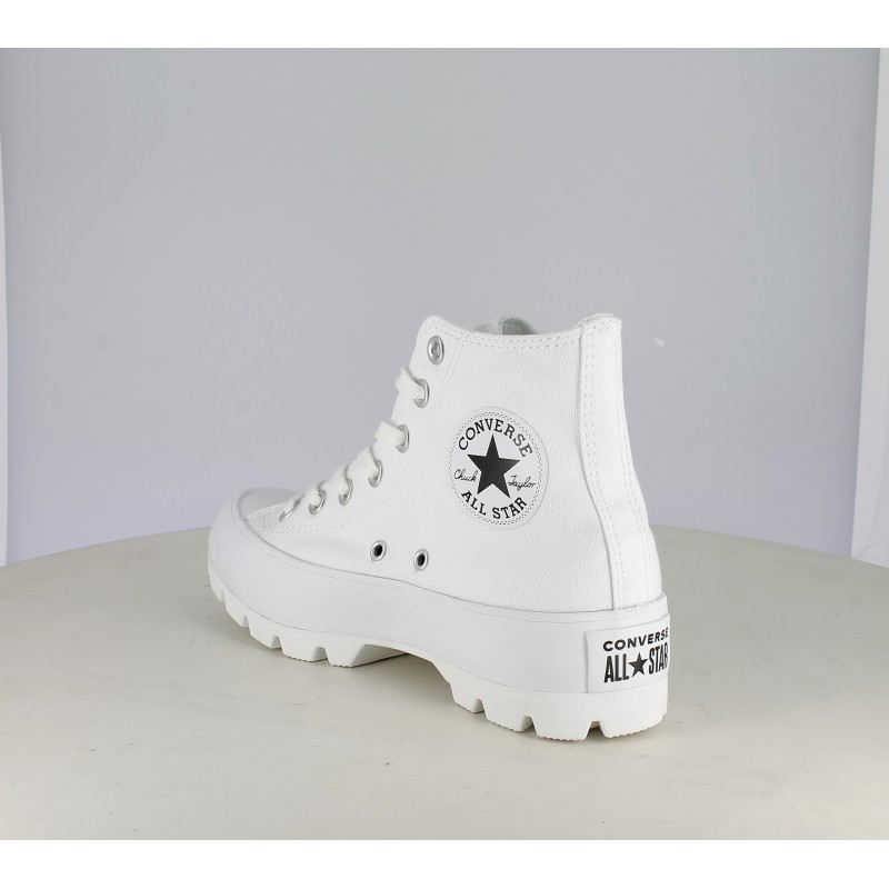 converse chuck taylor blancas