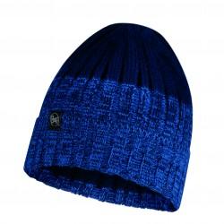 Complements BUFF barret blau de punt amb tira polar a l´interior