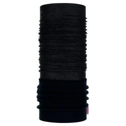 Complementos BUFF cuello tubular, textil elástico con forro polar