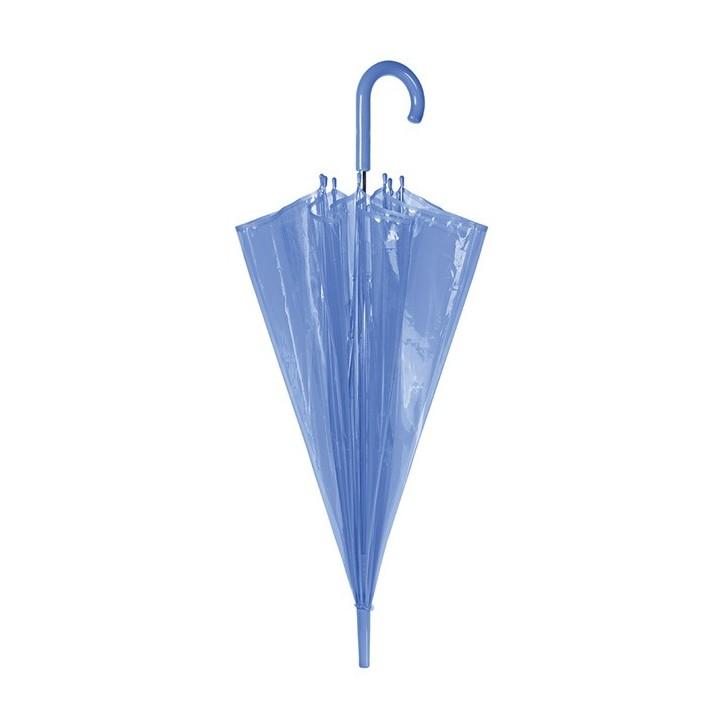 Complements PERLETTI paraigua blau transparent - Querol online