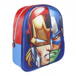 Complementos Cerda mochila 3d avengers - Querol online