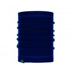 Complementos BUFF cuello polar azul marino