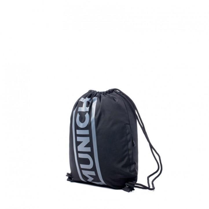 Complementos MUNICH gym sack negro - Querol online