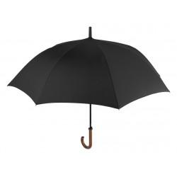 Complementos PERLETTI paraguas negro largo