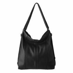 bolsos Slang Barcelona negro bolso mochila - Querol online