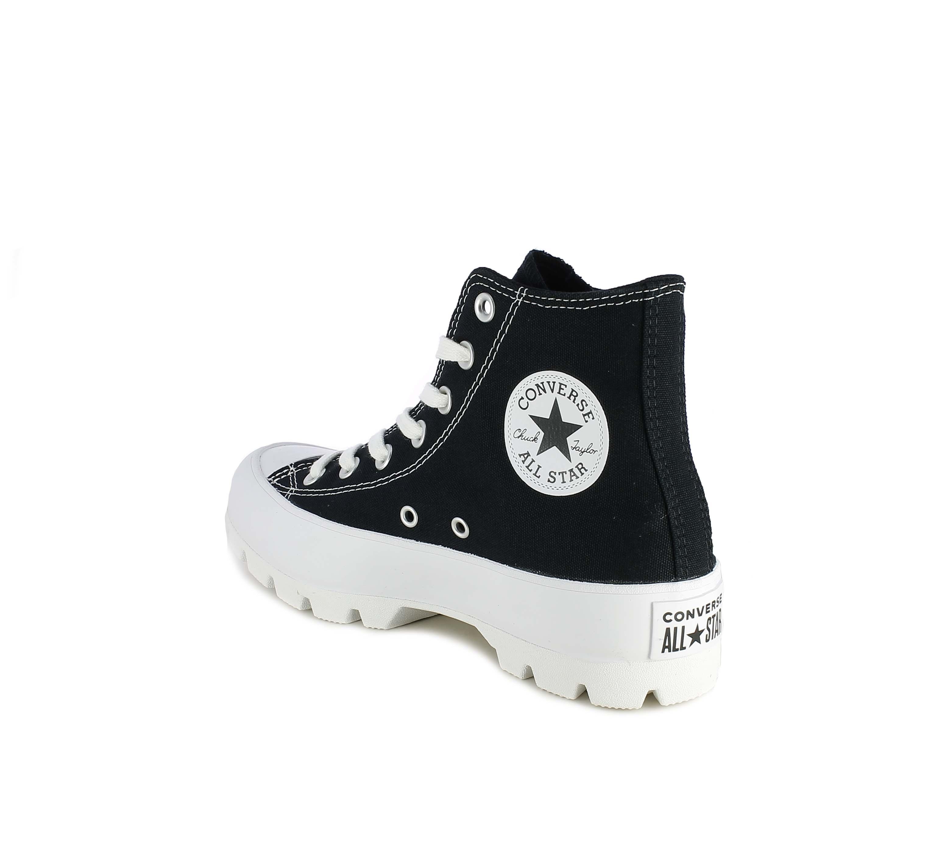 all star converse chuck taylor negras