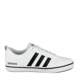 Sabatilles esportives Adidas vs pace blanques amb franges negres - Querol online