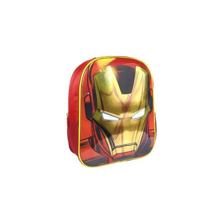 Mochilas Cerda infantil 3d avengers iron man de marvel - Querol online