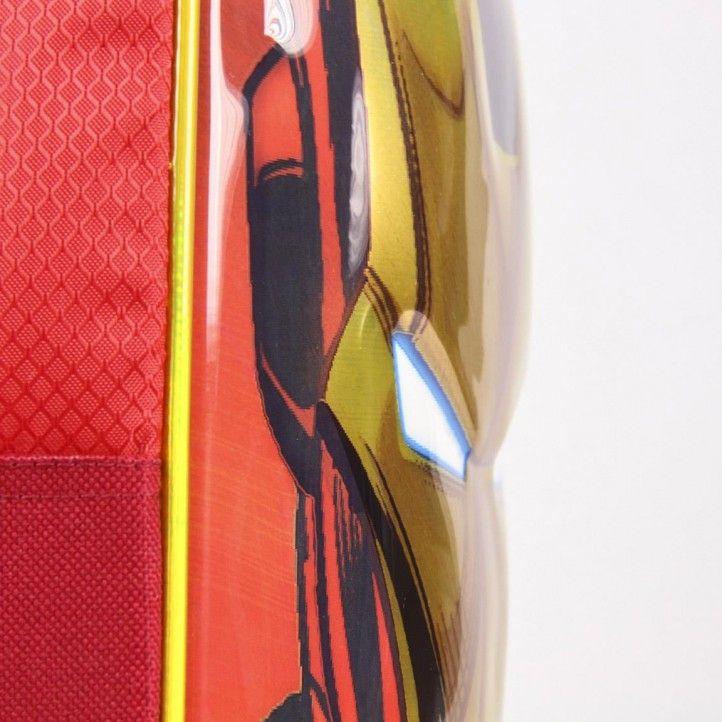 Motxilla Cerda infantil 3d avengers iron man de marvel - Querol online
