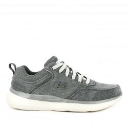 Zapatos sport Skechers azul desgastado con cordones elásticos delson 2.0 kemper - Querol online
