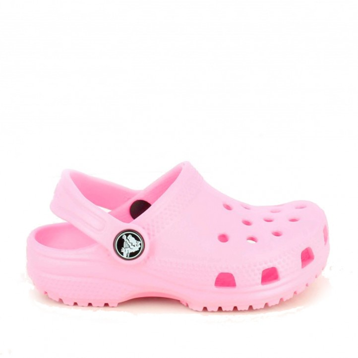 Chanclas Crocs rosas - Querol online