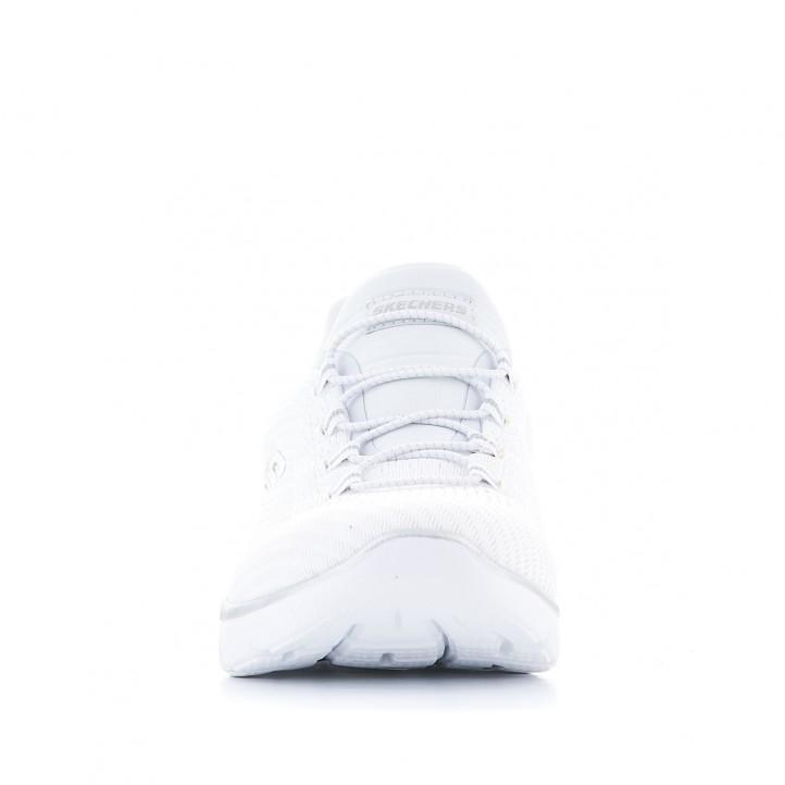 Zapatillas deportivas Skechers Summits Blanca 149036-WSL - Querol online