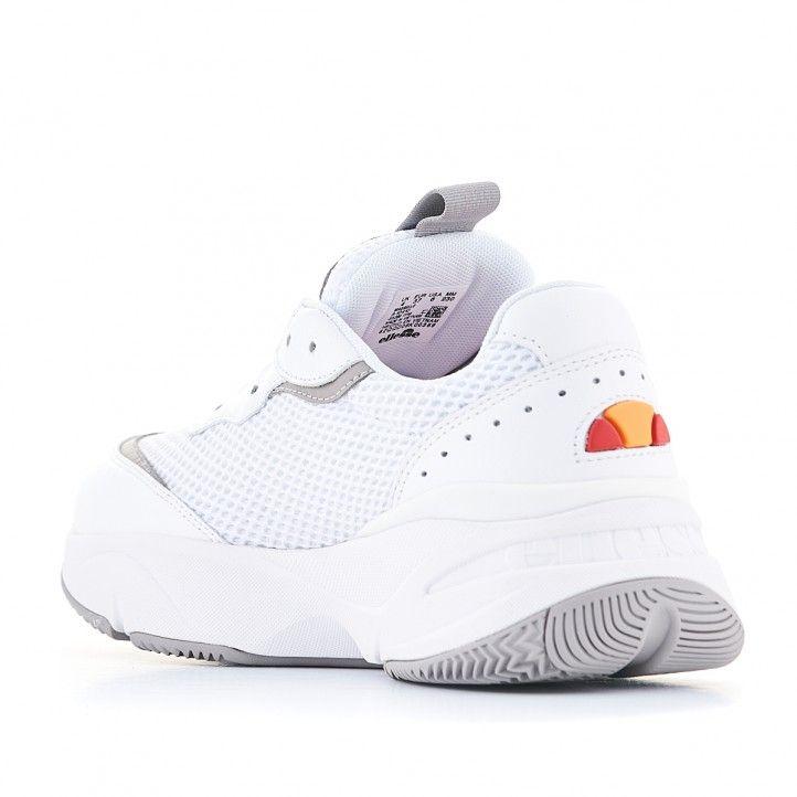 Zapatillas deportivas ELLESSE Massello Text Af Wht - Querol online