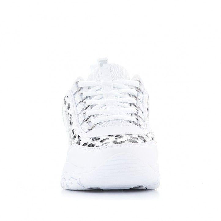 Zapatillas deportivas Fila Strada A Wmn blanca - Querol online