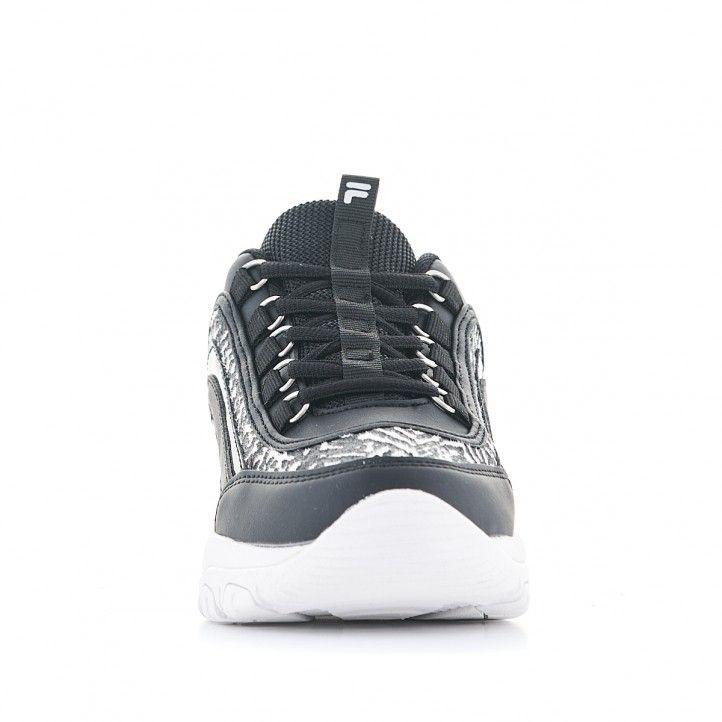 Zapatillas deportivas Fila Strada A Wmn negra - Querol online