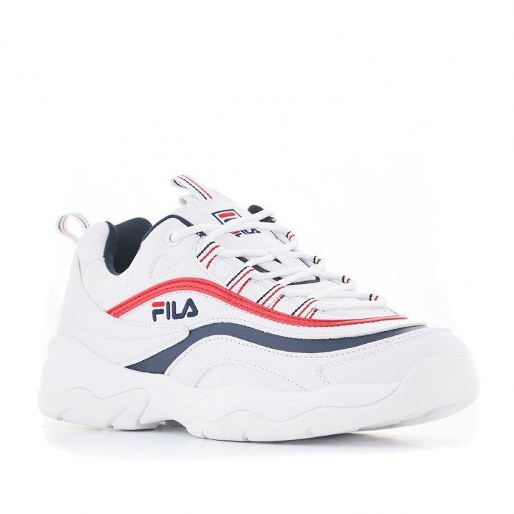 Zapatillas deportivas Fila Ray low - Querol online