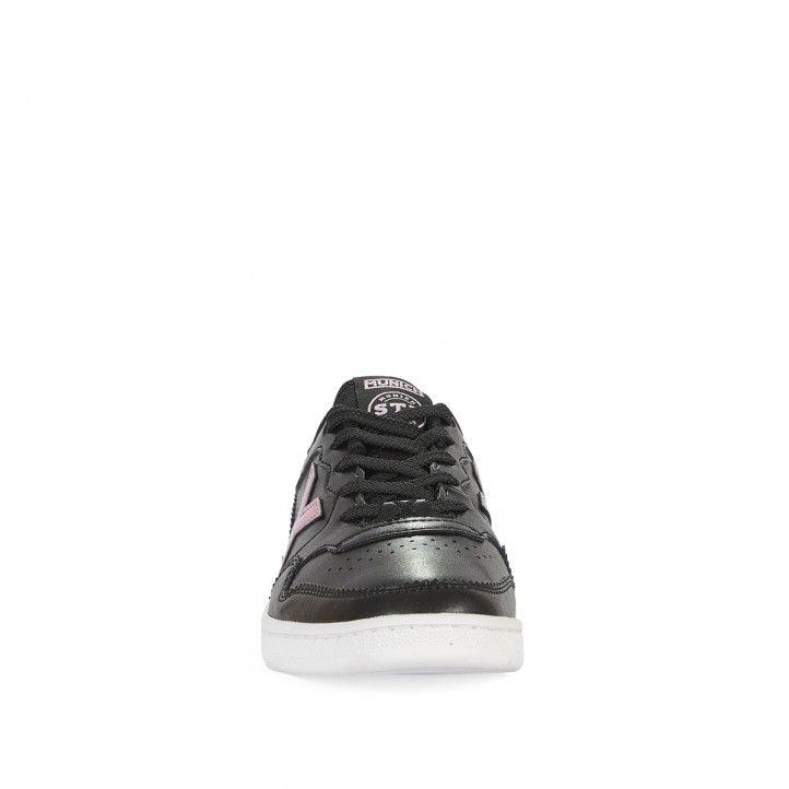 Zapatillas deportivas Munich arrow negra - Querol online