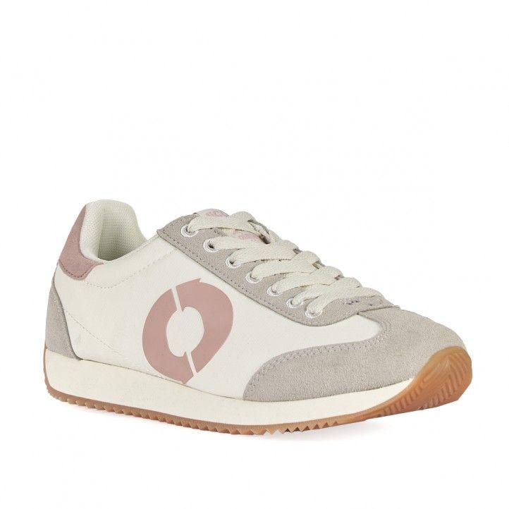 Zapatillas deportivas ECOALF seventies blanca - Querol online