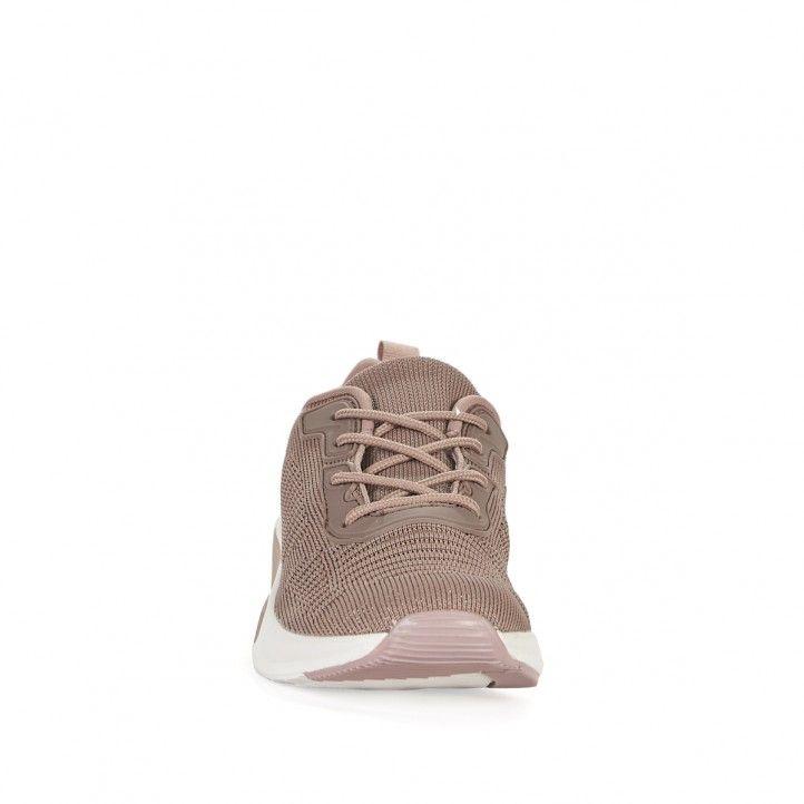 Sabatilles esportives Owel de color rosa fosc - Querol online