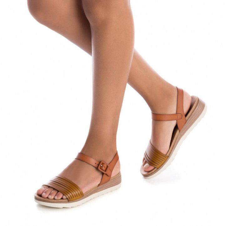 Sandàlies planes Xti 04984602 - Querol online