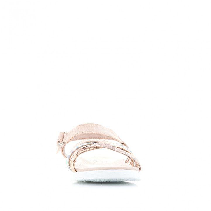 sandalias K-TINNI con tiras de varios diseños - Querol online