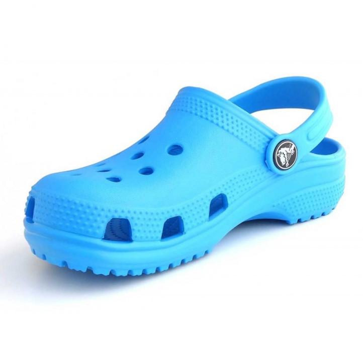 xancletes Crocs blaves - Querol online