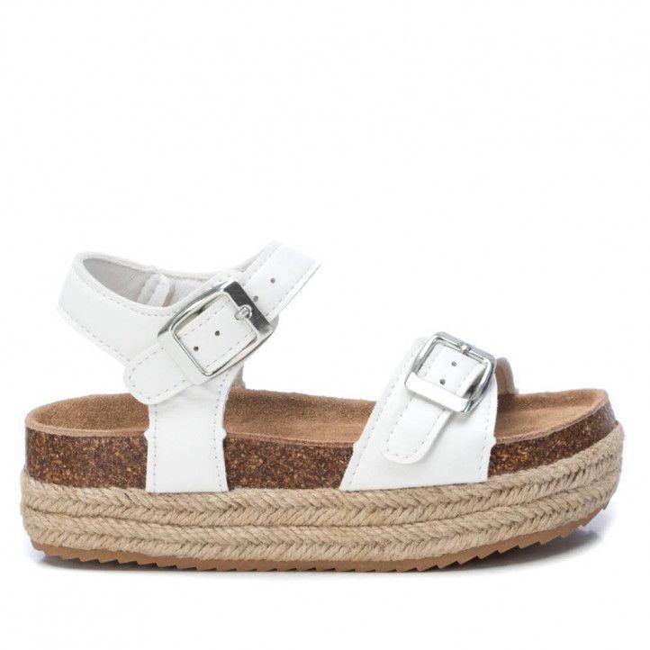 sandàlies XTI KIDS 057206 blanques - Querol online