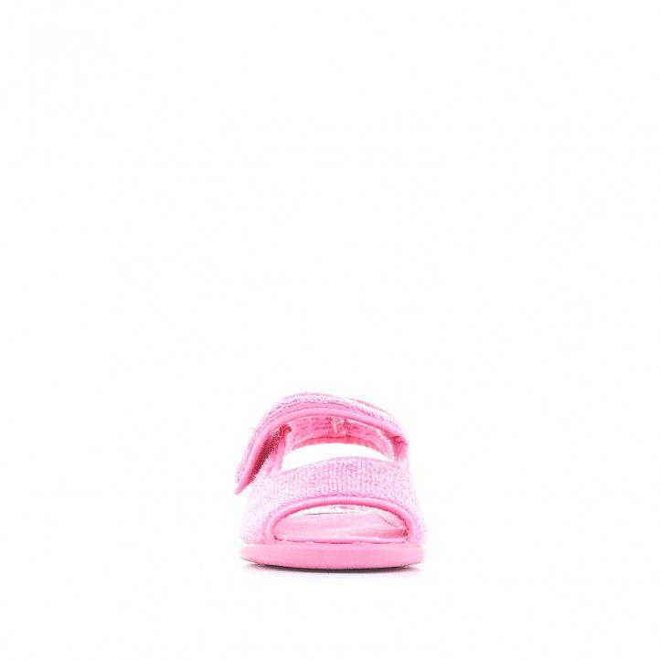 Zapatillas casa Vul·ladi rosas - Querol online