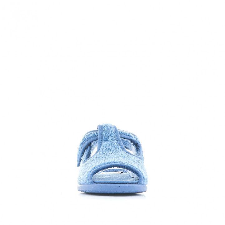 Sabatilles Vul·ladi blaves agafades al turmell - Querol online