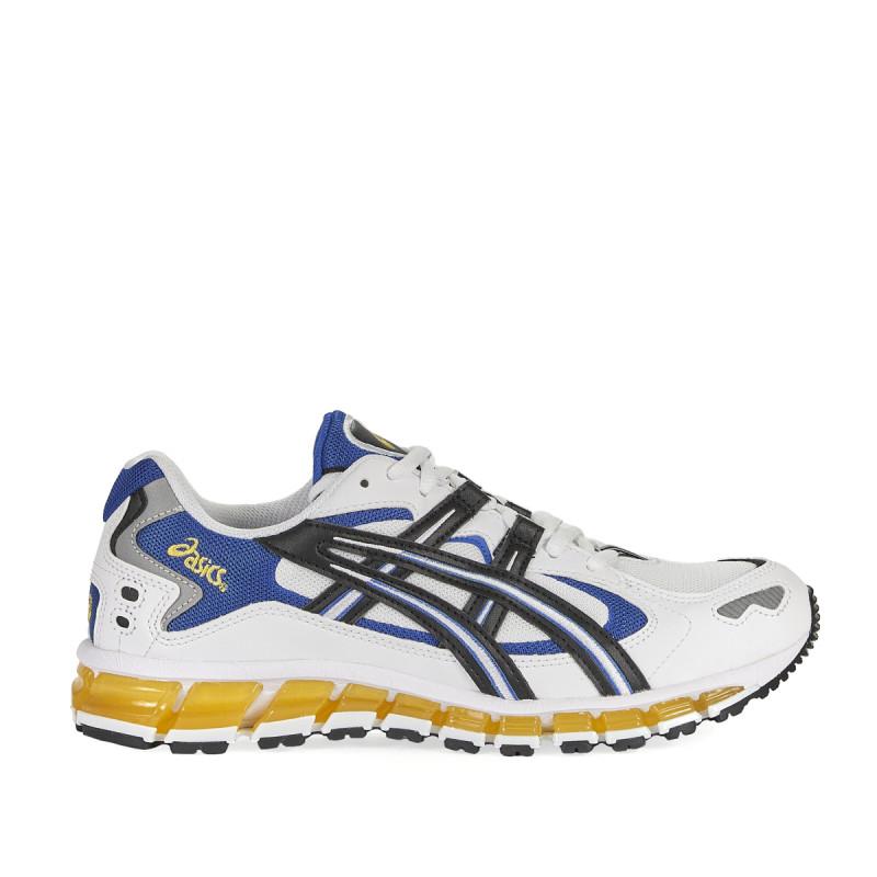 Solitario Editor facil de manejar  Zapatillas deportivas Gel-Kayano 5 360 blanca y negra Asics | Querol online