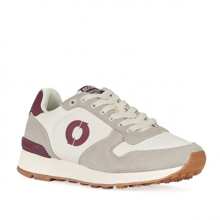 Zapatillas deportivas ECOALF yale wine - Querol online