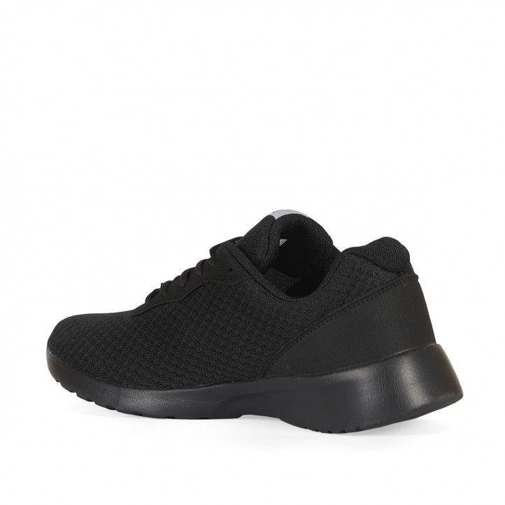 Zapatillas deportivas Sweden Klë totalmente negra - Querol online