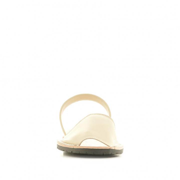 Abarcas Rotger marrones claro - Querol online