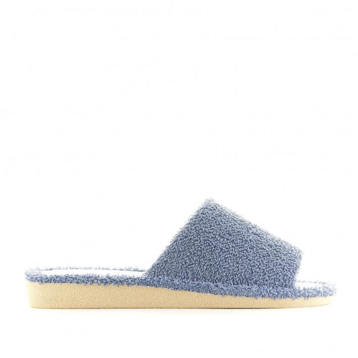 Sabatilles casa Garzon blaves de tovallola - Querol online