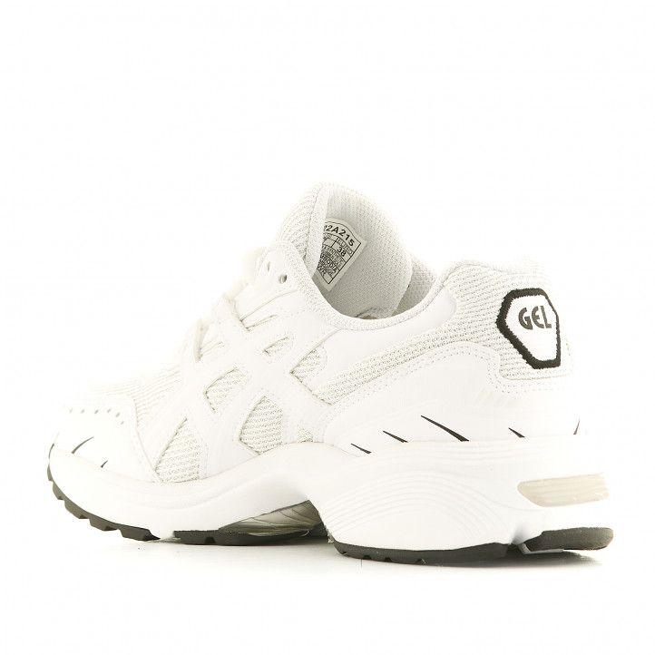 Zapatillas deportivas Asics blancas gel-1090 - Querol online