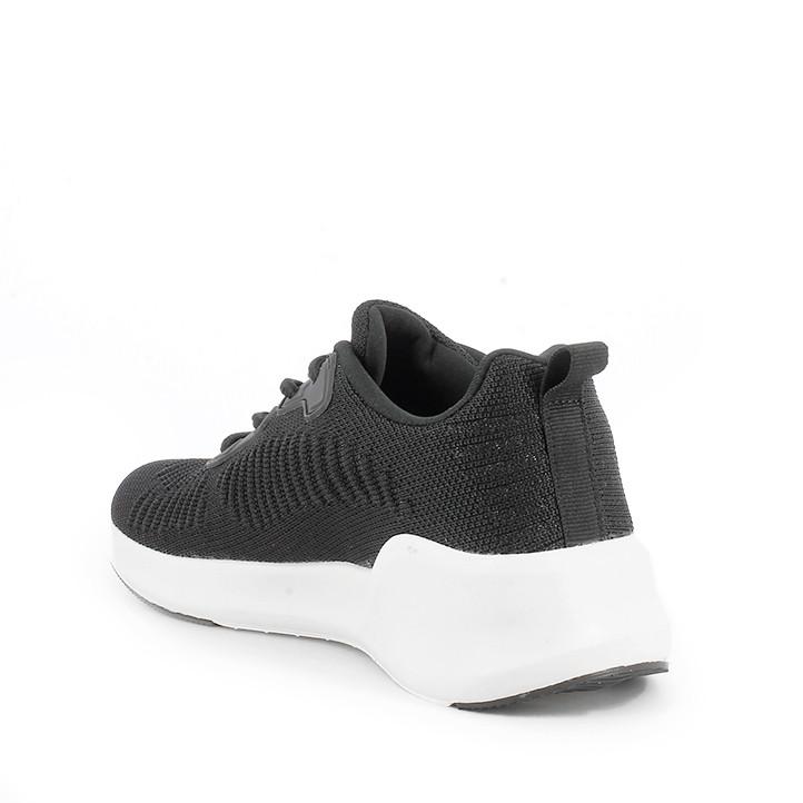 Zapatillas deportivas Owel de color negra - Querol online