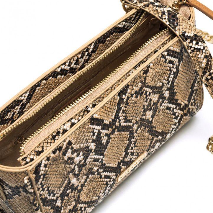 bosses Maria Mare petita amb estampat de serp - Querol online