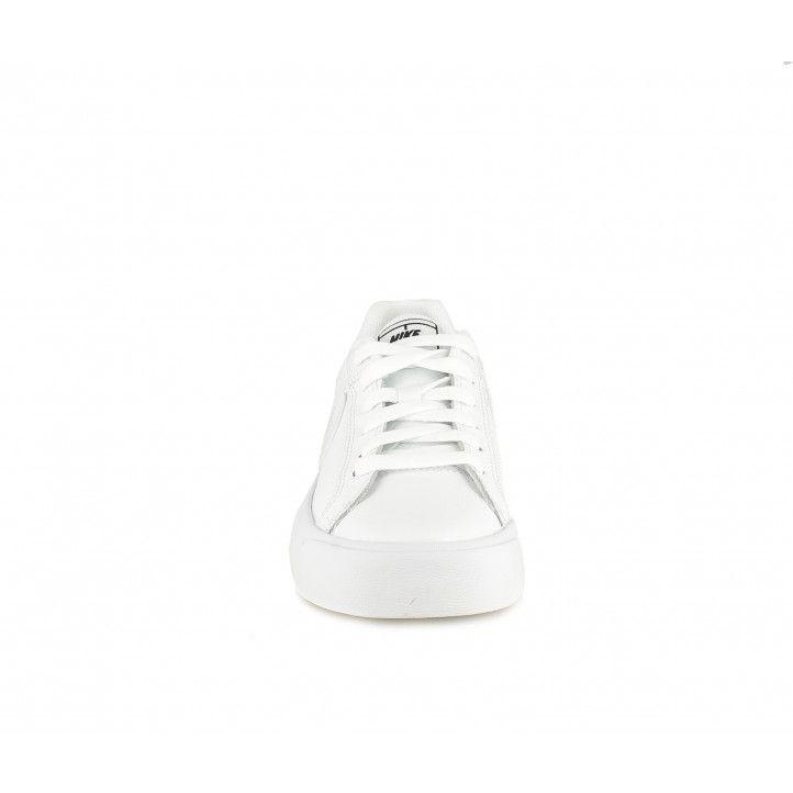 Sabatilles esportives Nike Court Royale ac blanques amb cordons - Querol online