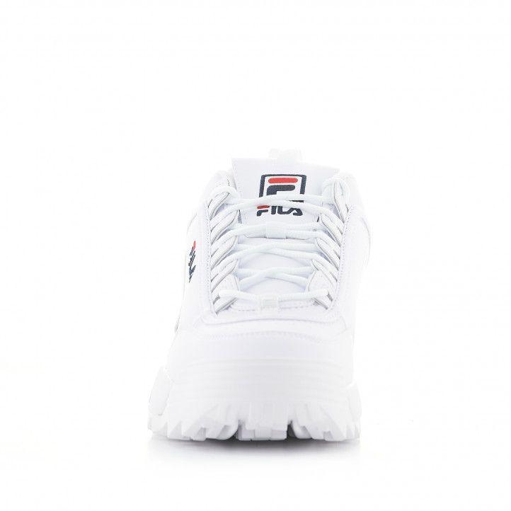 Zapatillas deportivas Fila disruptor white - Querol online