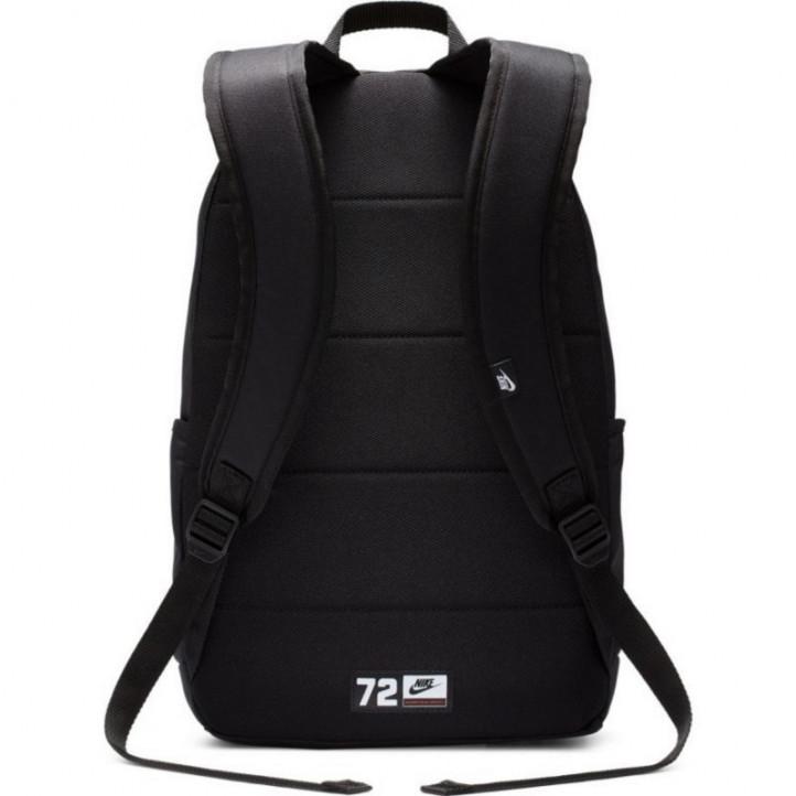 Mochila Nike negra con múltiples bolsillos - Querol online