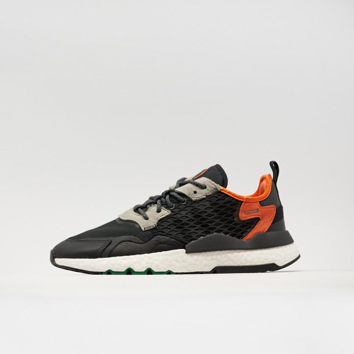 Zapatillas deportivas Adidas nite jogger negras - Querol online