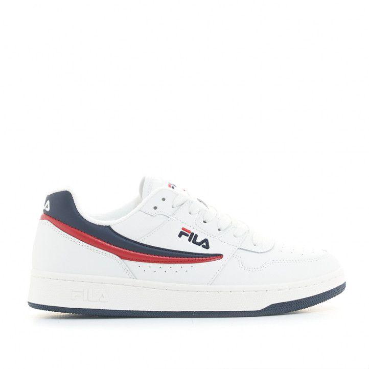 Zapatillas deportivas Fila blancas arcade low - Querol online