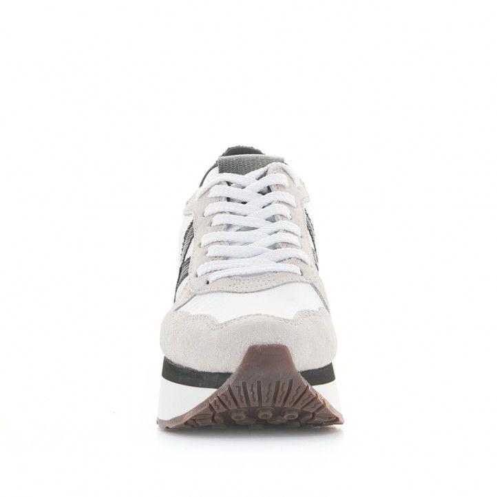 Zapatillas deportivas Munich super sky 38 blancas - Querol online