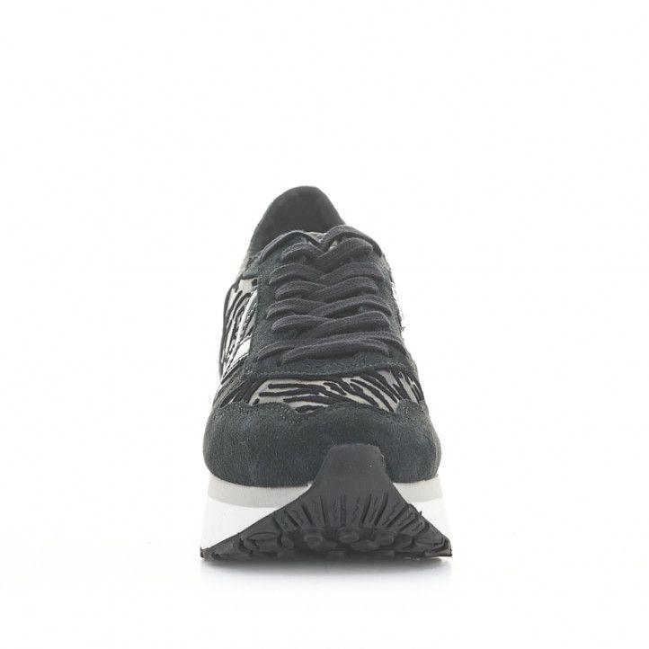 Zapatillas deportivas Munich super sky 34 negras - Querol online