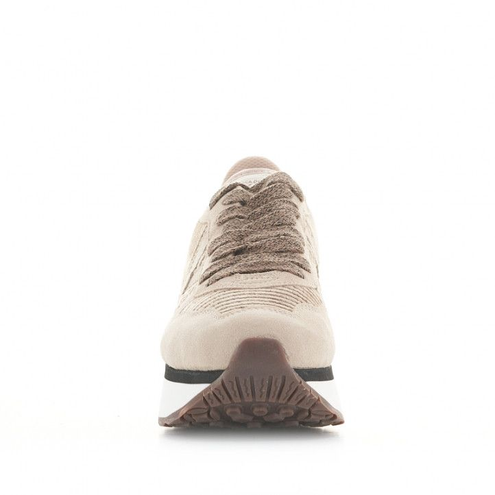 Zapatillas deportivas Munich super sky 37 marrones - Querol online